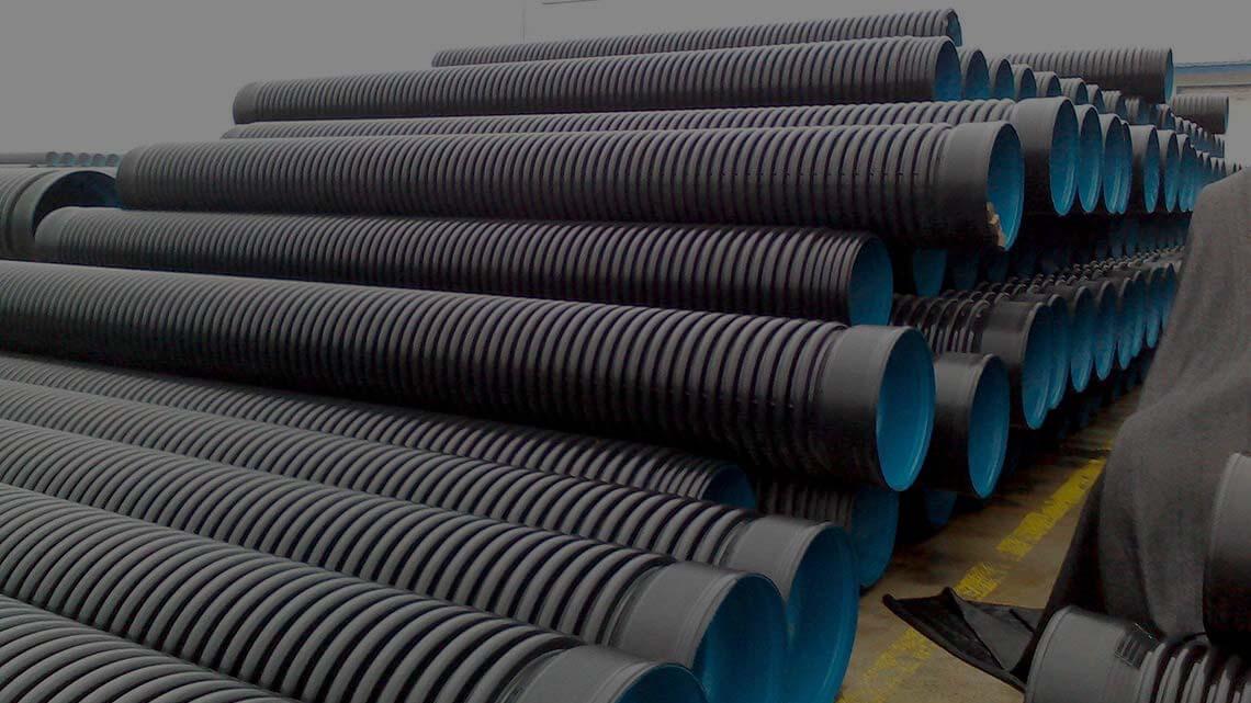 HDPE Corrugated Drainage Pipes